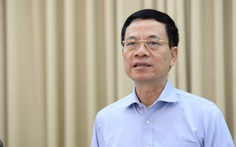 Bộ trưởng Nguyễn Mạnh Hùng: TP.HCM phải đặt mục tiêu ai cũng có smartphone
