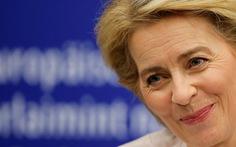 Ủy ban châu Âu chính thức có nữ lãnh đạo đầu tiên