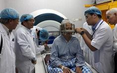 Khai trương Trung tâm xạ phẫu bằng dao Gamma quay đầu tiên tại ĐBSCL