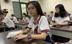 Năm 2020 vẫn lấy điểm thi THPT quốc gia để tuyển sinh đại học