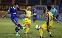 Tuyển thủ U23 Tiến Linh trở lại, B.Bình Dương vẫn thua Khánh Hòa 0-1