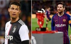 Messi hơn Ronaldo 100 lần ở danh hiệu 'Cầu thủ xuất sắc nhất trận'