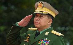 Mỹ trừng phạt các lãnh đạo quân sự Myanmar