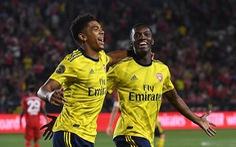 Video Arsenal giành chiến thắng trước Bayern tại giải giao hữu ICC