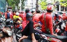 Hàng trăm tài xế Go-Viet tắt app, phản đối chính sách mới của hãng