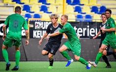 Công Phượng lần đầu đá chính cho Sint-Truidense trong trận thua đội hạng 2 Bỉ