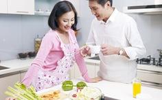 Vợ doanh nhân chia sẻ kinh nghiệm khéo chăm chồng tuổi 40