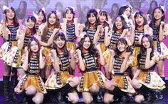 Nhóm nhạc nữ đông nhất Việt Nam SGO48 và 'Heavy rotation'