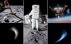 Những hình ảnh chưa từng công bố về sứ mệnh Apollo 11