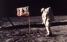 Video cuộc đổ bộ lên mặt trăng cách đây 50 năm của  Neil Armstrong