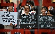 Philippines phạt gần 8.000 cảnh sát sai phạm khi truy quét tội phạm ma túy