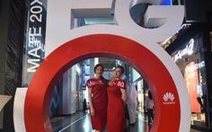 60% hợp đồng của Huawei là ở... châu Âu