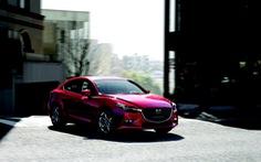 Thaco ưu đãi xe Mazda3 đến 70 triệu đồng/chiếc