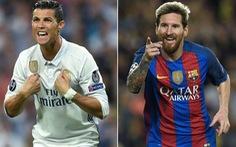 Ronaldo, Messi trong top 10 'đàn ông được ngưỡng mộ nhất'