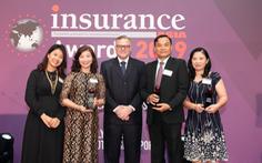 Prudential Việt Nam nhận giải thưởng Insurance Asia Awards 2019