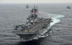 Mỹ bảo bắn hạ máy bay Iran, Tehran nói không biết