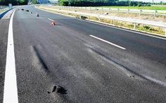 Nhà thầu phải chịu trách nhiệm cao tốc Đà Nẵng - Quảng Ngãi sụt lún