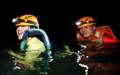 6 YouTuber nổi tiếng thế giới đến Việt Nam bơi sông ngầm quảng bá du lịch