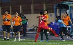 TP.HCM I vô địch lượt đi bóng đá nữ quốc gia 2019