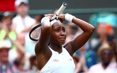 Video tay vợt 15 tuổi Cori Gauff 'sốc toàn tập' sau 'chiến thắng vĩ đại' trước Venus Williams