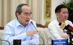 Bí thư Nguyễn Thiện Nhân: 'Lựa chọn công nghệ hiện đại nhất để phục vụ người dân'