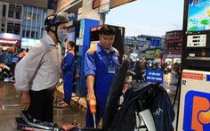 16h30 chiều nay, tăng giá bán tất cả các mặt hàng xăng dầu