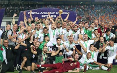 Hạ Senegal, Algeria vô địch CAN 2019