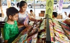 Phòng đọc sách thiếu nhi miễn phí 7.000 đầu sách