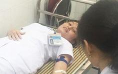 Ba điều dưỡng hiến máu cứu sống sản phụ bị băng huyết