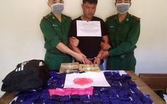 Bắt một người Lào trong đường dây ma túy xuyên quốc gia ở Quảng Bình