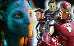 Avengers: Endgame vượt Avatar, trở thành phim ăn khách nhất lịch sử