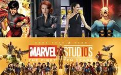Vũ trụ điện ảnh Marvel công bố 5 dự án 'khủng' từ Black Widow đến Thor