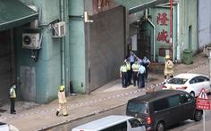 Phát hiện xưởng làm chất nổ của nhóm chống dự luật dẫn độ Hong Kong