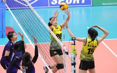 Đánh bại Thái Lan, bóng chuyền nữ Việt Nam giành HCĐ U23 châu Á