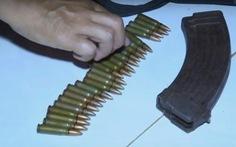 Chuyển hồ sơ vụ dùng súng AK bắn người tình rồi tự sát lên công an tỉnh