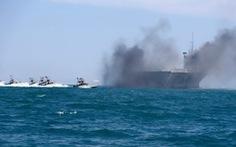 40 năm đối đầu Mỹ - Iran - Kỳ 3: Chiến lược 'lấy yếu đánh mạnh' của Iran