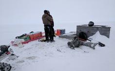 Phát hiện vi khuẩn sống khỏe trong túi nước siêu mặn, siêu lạnh tại Bắc Cực