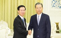 Yêu cầu Trung Quốc tôn trọng quyền, lợi ích trên Biển Đông của Việt Nam