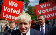 Ông Boris Johnson trở thành tân thủ tướng Anh