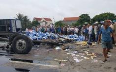 Tài xế xe tải khiến 5 người chết: 'Tôi cố đạp phanh nhưng không ăn'