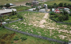 Bỏ tiền tỉ mua đất nền ở TP.HCM, chới với phát hiện dự án 'ma'