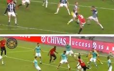 CĐV Manchester United 'phát cuồng' vì bàn thắng của Greenwood quá giống với Van Persie