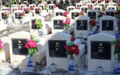 Trở về đất mẹ - Kỳ 1: Nghĩa trang liệt sĩ nơi biên giới Tây Nam