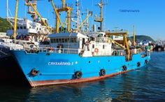 Nga loan tin Triều Tiên bắt giữ tàu cá, giam giữ hỏi cung thủy thủ liên tục