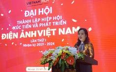 Thành lập Hiệp hội Xúc tiến và phát triển điện ảnh Việt Nam