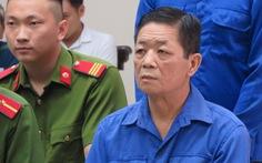Trùm bảo kê chợ Long Biên Hưng 'kính' lĩnh 4 năm tù