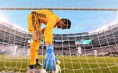Atletico Madrid hủy diệt Real Madrid 7-3, Diego Costa ghi poker và nhận thẻ đỏ