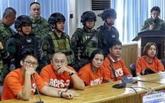Philippines bắt 5 người Việt nghi vận chuyển lậu trầm hương