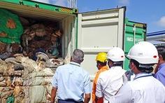 Châu Á ngập ngụa trong rác thải