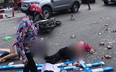 Khởi tố tài xế gây tai nạn làm 2 người chết gần chân cầu Bãi Cháy